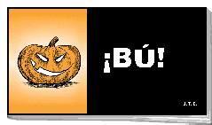 dile no al halloween