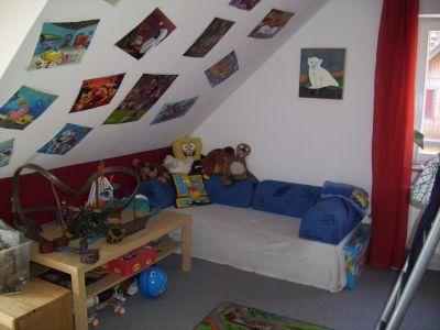 villa tegelort kinderzimmer i. Black Bedroom Furniture Sets. Home Design Ideas