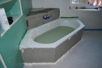 unserfriesenhaus - juni 2013, Badezimmer