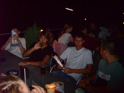Julian,Ich,André und Eric