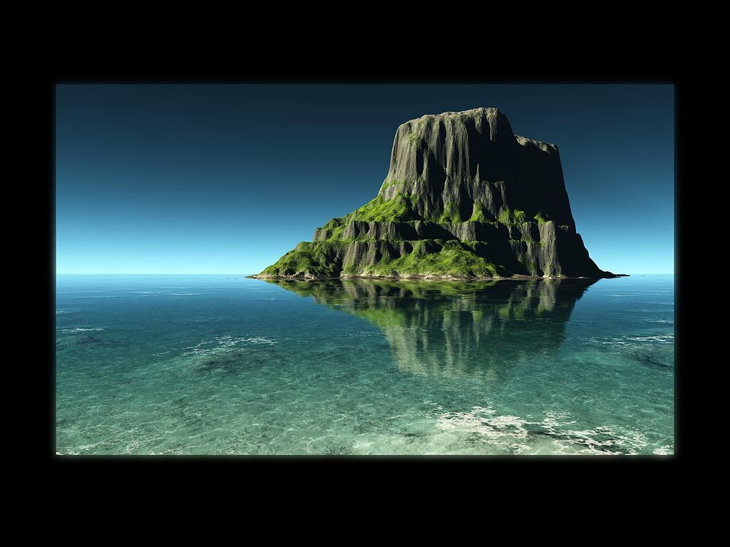 Strange Island