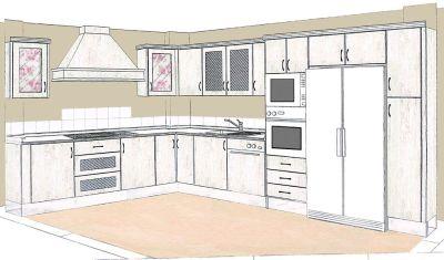 Muebles de melamina servicios for Planos de melamina