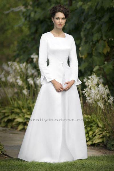 vestidos de novias para santas de los ultimos dias