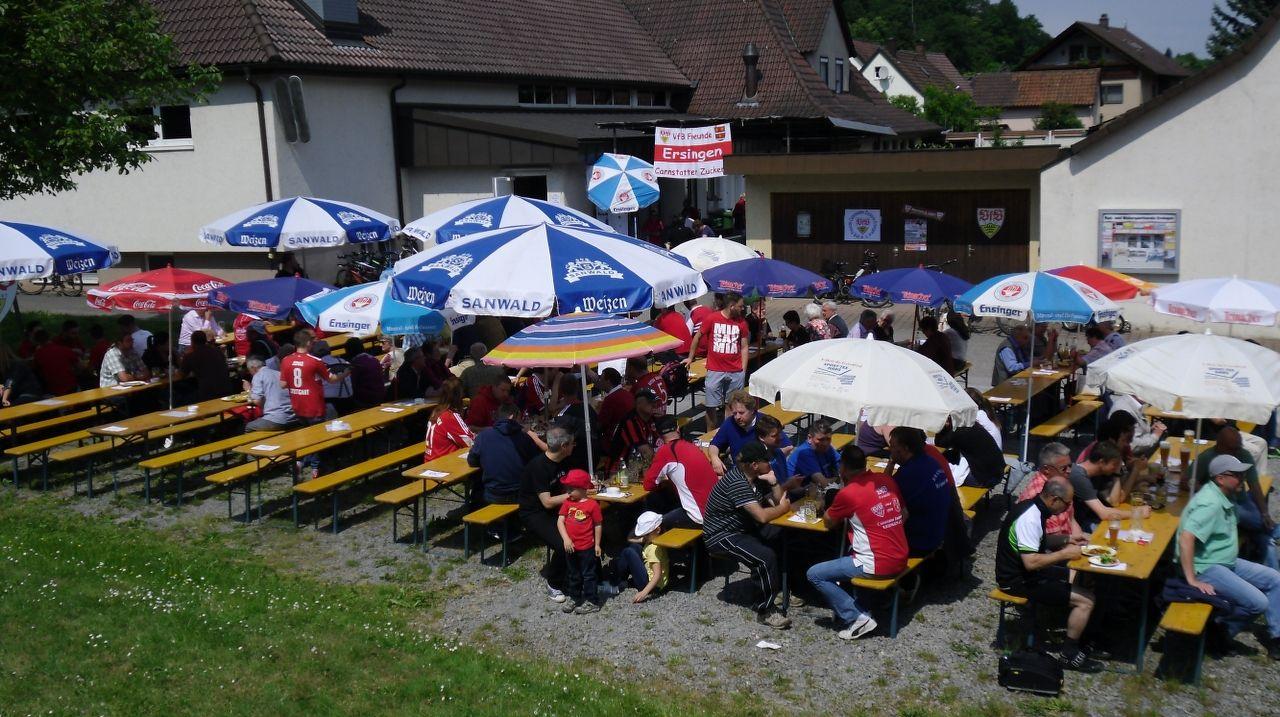 VfB Freunde Cannstatter Zuckerle - Sommerfest 2015