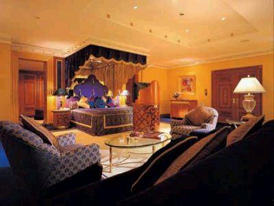 Habitación Especial, Burj Al Arab, Dubai