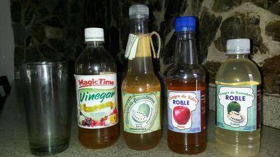 Vinagreroble inicio for El vinagre desinfecta