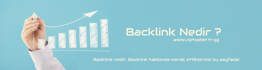 Backlink Nedir