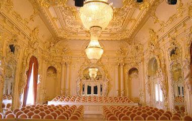 Théâtres de compositeurs russes