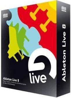 Ableton Live 8.2 скачать бесплатно