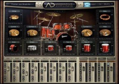 Addictive Drum - видео мануал на русском языке