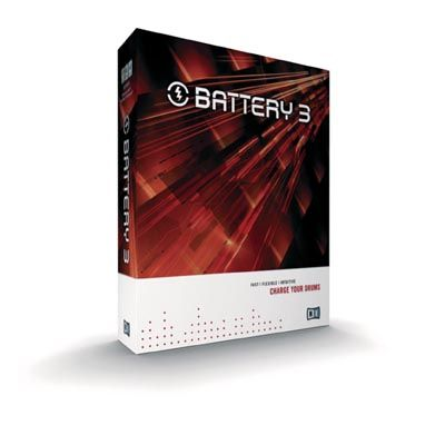 Native Instruments Battary 3