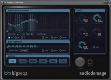 Audio Damage BigSeq2 VST скачать