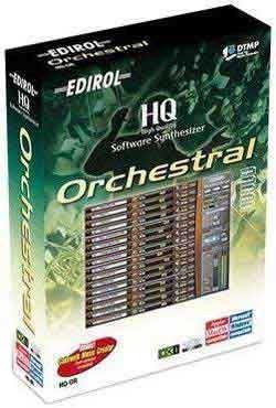 Edirol HQ Orchestral VSTi