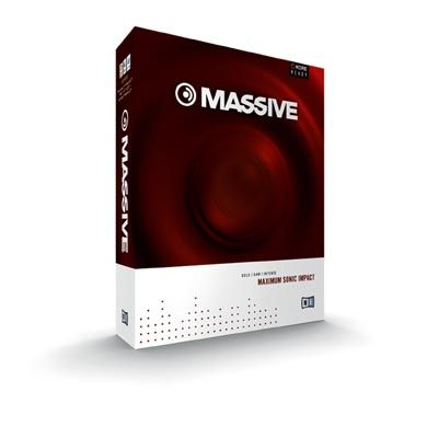 Native Instruments Massive 1.2.