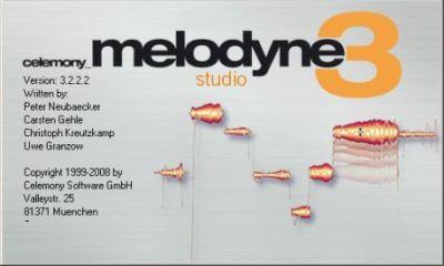 Celemony Melodyne Studio скачать бесплатно