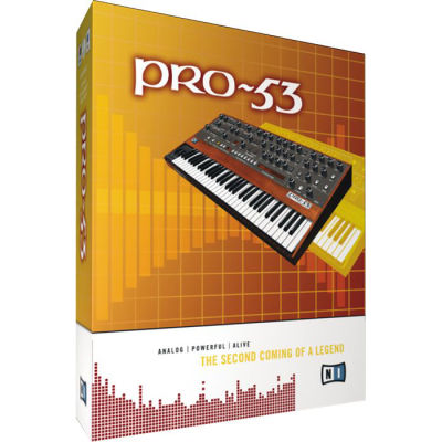 Native Instruments pro-53