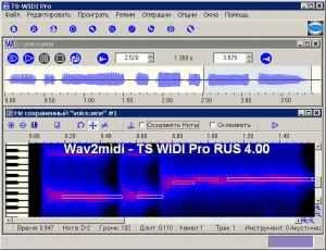 TS-WIDI Pro 4.00 скачать бесплатно