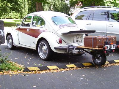 Coole Vws Und Anh 228 Nger Vw K 196 Fer 1500 Halbautomatik 1969