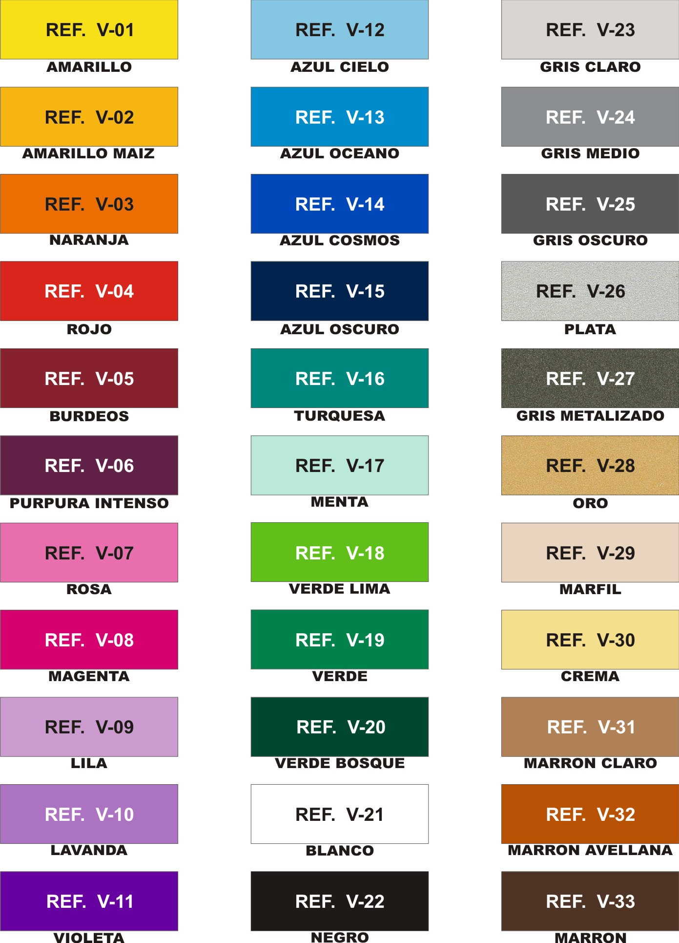 Warriorshop colores pintura for Colores de pintura azul