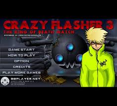 Crazy Flasher 3 oyunu