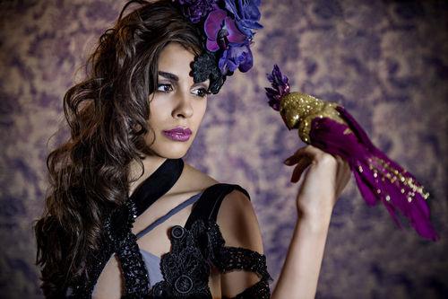 Christchurch Makeup Artist for Photoshoot