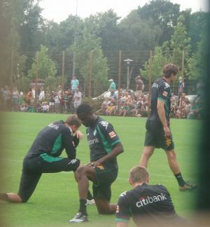 Werder Trainingstermine