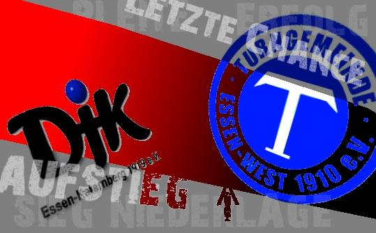 DJK Katernberg - TGD Essen-West