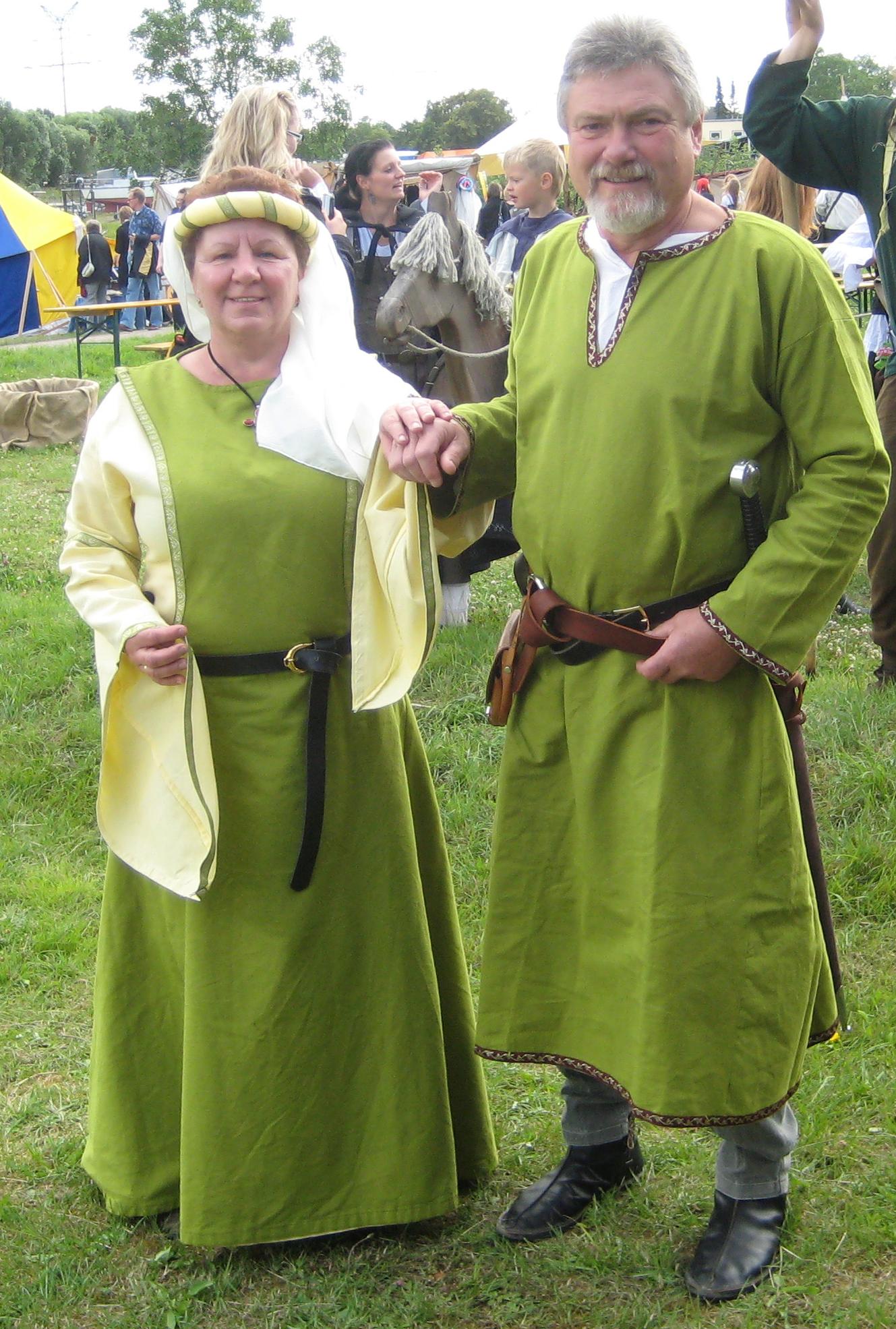 Rosi und Wolfgang