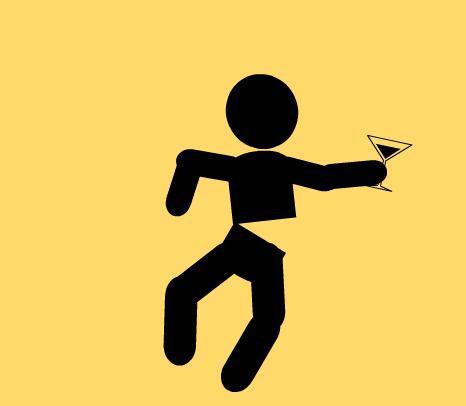 Alcohol Warning!