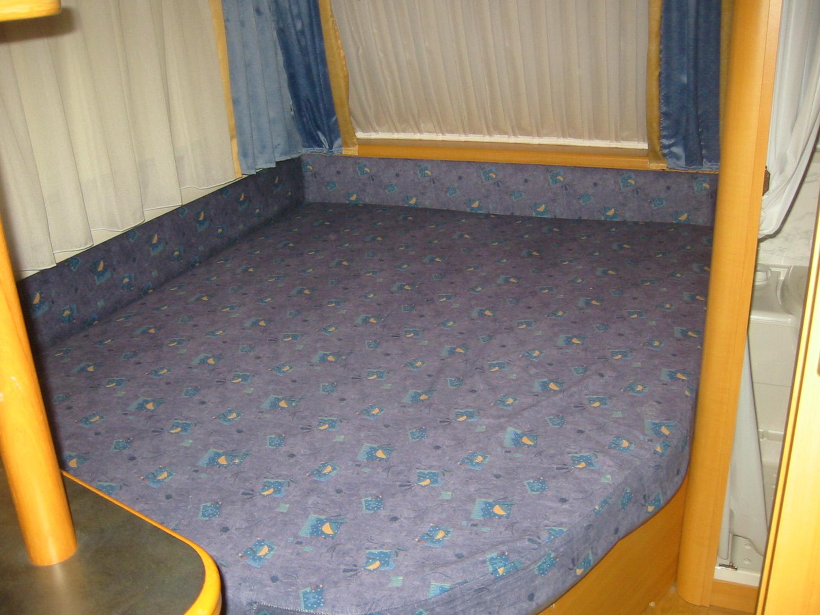Absturzsicherung Etagenbett Wohnwagen : Unser wohnwagen