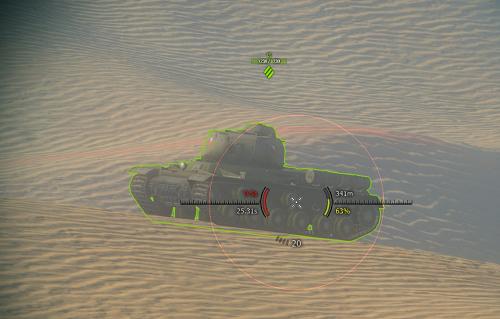 world of tanks artillery mod dar