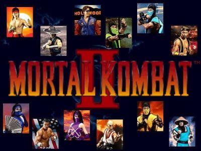 Mortal Kombat 2 - Wyssckucom