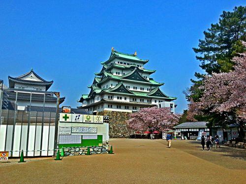 14. april 2017: Nagoya og Takayama