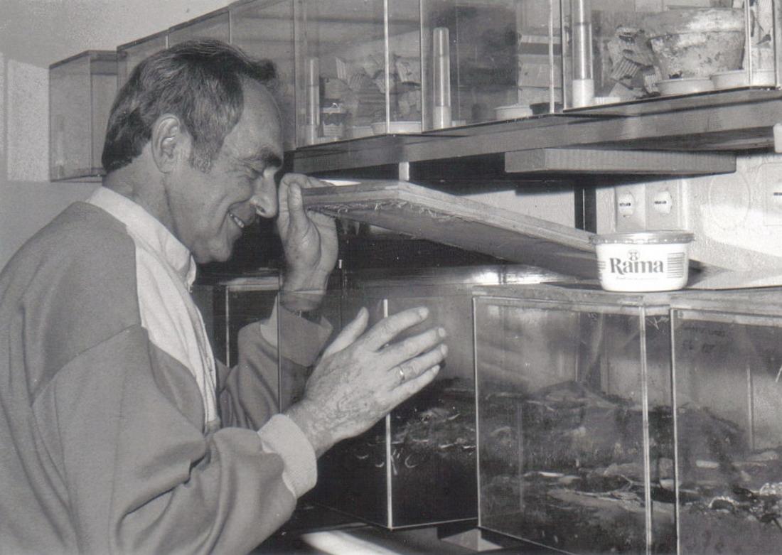 Dr. Erich Kleinsteuber
