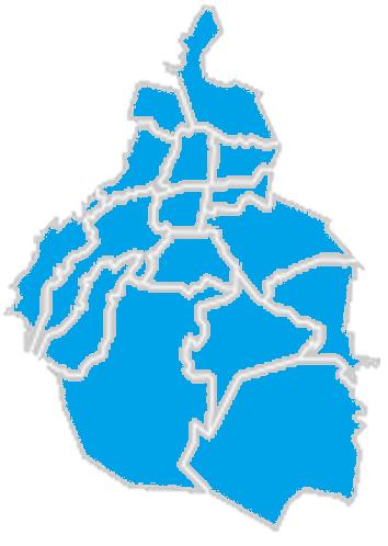 Mapa de la Ciudad de Zarahemla