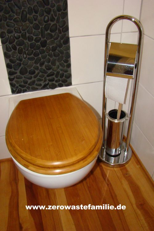 Zerowastefamilie Das Badezimmer