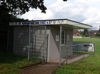 Kassenhaus Sportplatz