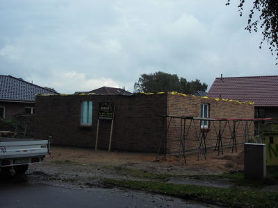Zimmerei Sven Gerlach - Rohbau ohne Dach