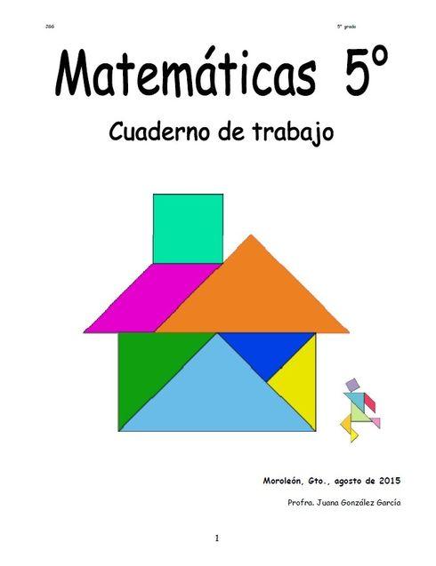zonaclicmexico - Matemáticas 5° grado Comprensión lectora 5 ...