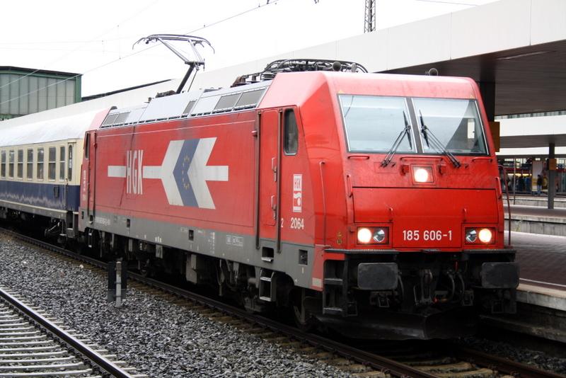 Züge Nrw