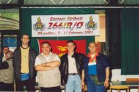 Modena Meeting IR 2002