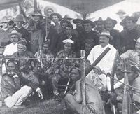 Datu Utto (Sultan of Buayan 1888)
