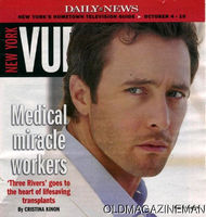 Alex on cover of NY Vue