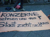 Demo in Berlin!