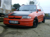 Mannis Astra GSi