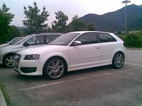 Fabl`s new Audi S3 mit Abholung