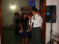 Maj PC Thansanga Nite 2008