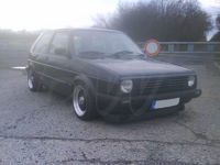 VW Golf 2 GT - Special