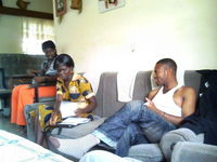 Douala Exco Meeting 2008