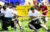 Highland Games Buxheim 2010